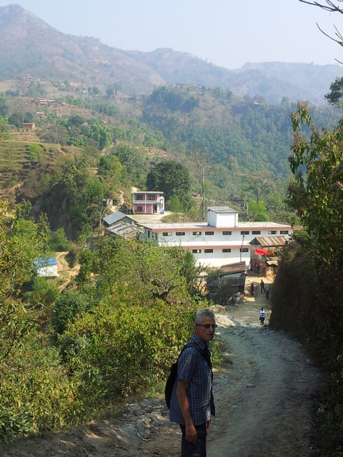 Die Dorfschule Chhabbdi