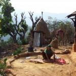 Ausblick vom Phoolbaari Haus