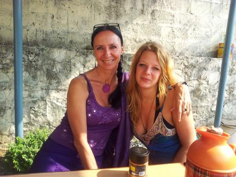 Volontärin Asha aus Polen