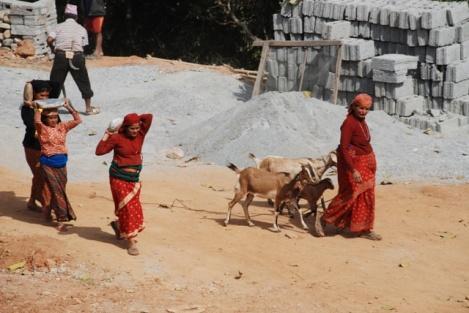 Unsere Dorffrauen