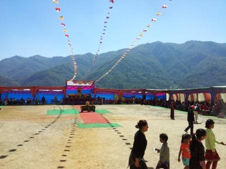 Bergwelt rund um Pokhara