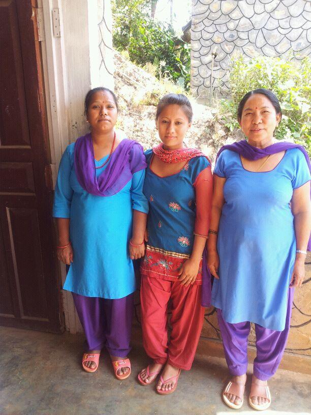 Team health post, Babita, Thjaljala, Tila;