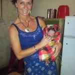 Geburtshelfer Brigitte