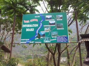 Schaubild Trekkingtour