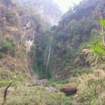 Zaubertal mit Wasserfällen