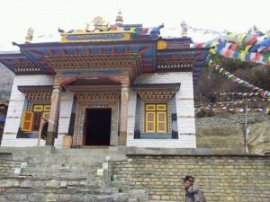 Kloster Upper Pisang