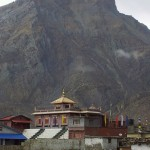 Weiteres Kloster in Muktinath auf 3800m