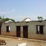 Unsere Dorfschule ohne Dach