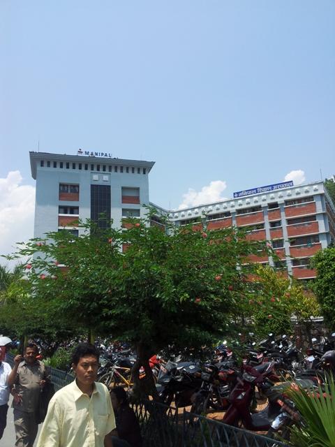 Hospital Manipal in Pokhara
