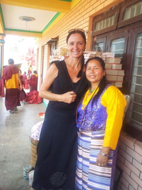 Tibetanische Tracht