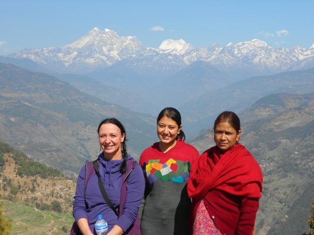 """Die drei """"Mädchen"""" vom Himalaya"""